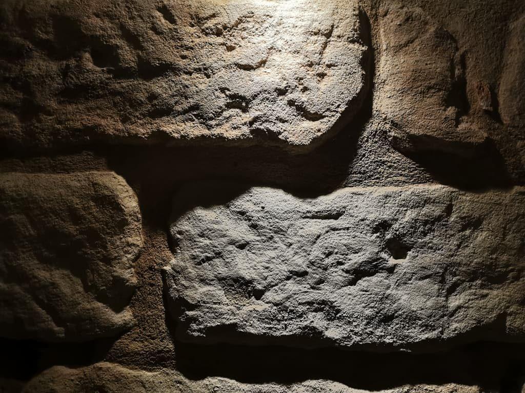 Steinmauer Silberfischla Fuerth