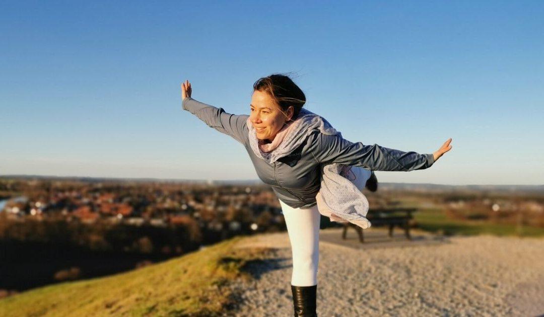 Yoga für Anfänger mit Schwerpunkt Beckenboden