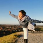 Yoga Lehrerin Goldi Kolb