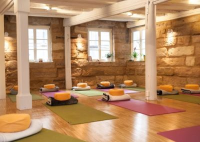 Yogastudio Matsyendra Fuerth