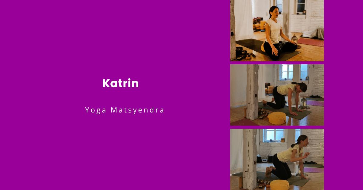 Katrin Braun Yogalehrerin Fürth