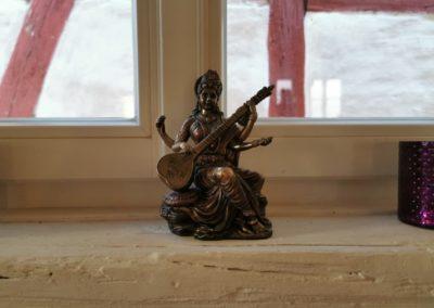 Yoga Matsyendra Statue