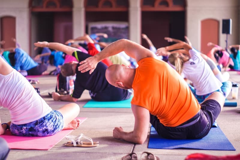 Yoga Präventionskurs Matsyendra