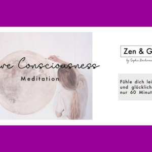 Active Consciousness Meditation Workshop