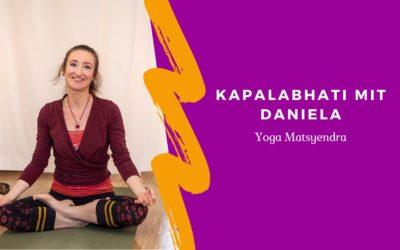 Kapalabhati für Energie und einen klaren Kopf