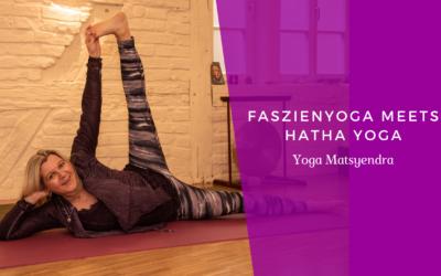Faszienyoga meets Hatha Yoga