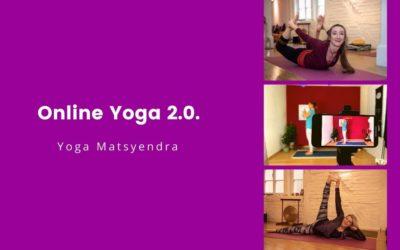Online Yoga 2.0